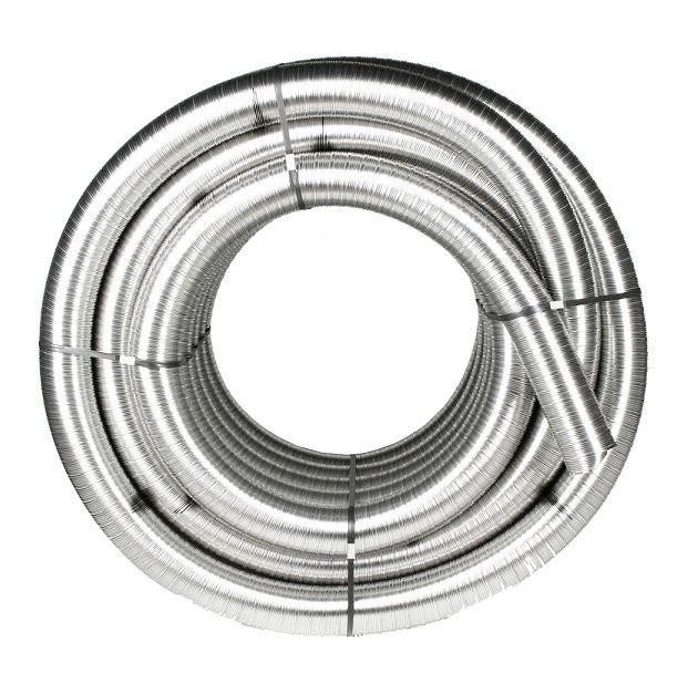 Flexible doble pared - precio por mtr